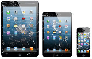 Réparer iPad4/3/2, iPad mini, iPad Air vitre screen repair