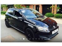 2011 VOLKSWAGEN POLO 1.2 **31000 MILES** SPORTY LOOKS HPI CLEAR (CORSA PUNTO YARIS FOCUS GOLF CLIO