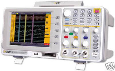 Portable Oscilloscope 25mhz 2 Ch Mso5022 Logic Analyzer