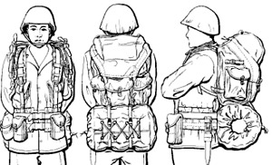 Canadian Army Surplus Gear 1982-2000s