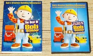 "✪ BOB THE BUILDER - ""The Best of Bob the Builder"" DVD Oakville / Halton Region Toronto (GTA) image 2"