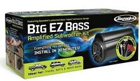 Bazooka EZ Bass Amplified Subwoofer Kit BRAND NEW Trades? Obo