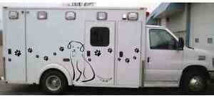 All 4 Paws Mobile Spa 519-546-8806