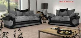 Scs new Sheldon sofas with FREE# FOOTSTOOL