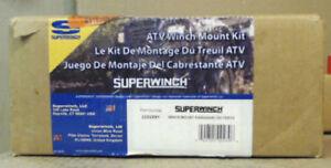 NEW  Superwinch 2202891 ATV Winch Mounting Kit for Kawasaki