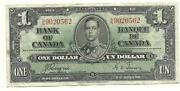 1937 Canada Dollar