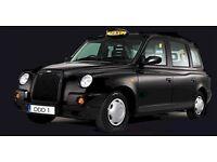 EDINBURGH BLACK CAB DRIVER WANTED! (AUTO)
