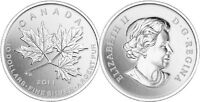 2011 $10 FINE SILVER COIN - MAPLE LEAF FOREVER -BELOW COST