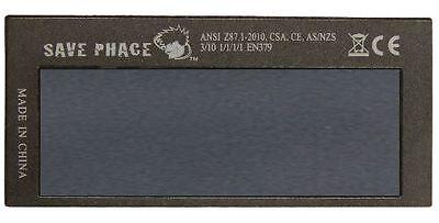New Save Phace Gen X Efp Adf Filter Replacement Welding Helmet Lens - 310