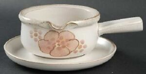 Denby Gypsy Gravy Boat and Saucer