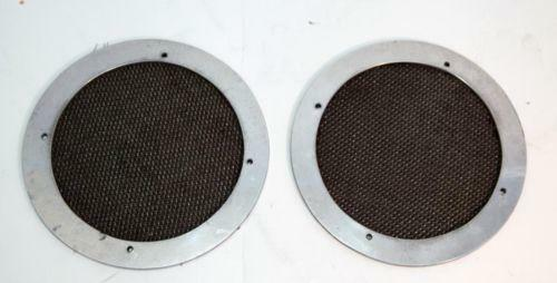 Vintage Speaker Grill Ebay