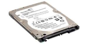 Seagate 250GB 5400RPM 2.5 inch laptop drive