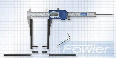 Fowler Electronic Caliper Brake Rotor And Drum Measuring Kit -