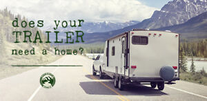 WHY RENT WHEN YOU CAN OWN? RV LOTS FROM $34,900 IN SICAMOUS, BC!