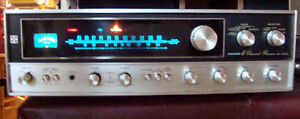 Vintage Pioneer QX 4000 4 channel stereo receiver