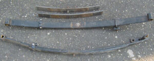 1947 - 1953 Chevy / Gmc front leaf Springs.   1/2 ton