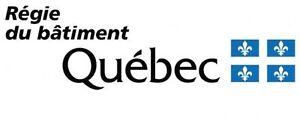 RBQ R B Q , 3 Modules générales ( OBLIGATOIRES ) et examens 2017