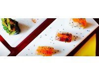 Sushi chef needed in Vauxhall