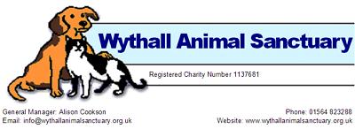 Wythall Animal Sanctuary