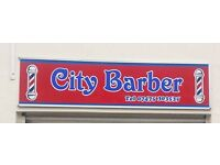 Experience barber wanted in featherstone