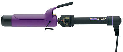 New Hot Tools 2102 1 1/2 Ceramic Tourmaline 1.5  Hair Curling Iron HT2102
