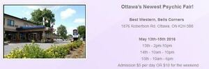 Ottawa's Newest Psychic Fair!