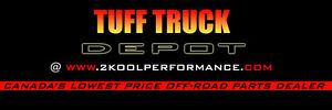 TRUCK & JEEP LIFTS  - Lowest Price in Canada