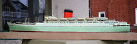 Model cruise ship 'not a kit'  Professionally made
