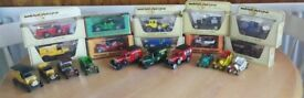 Collection of Matchbox Model Cars