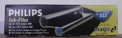 Transfer Rolle magic 2 series 150 seiten OVP Original Philips PFA322 Ink-Film