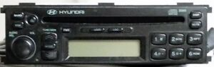 Hyundai/Clarion AM/FM CD Player