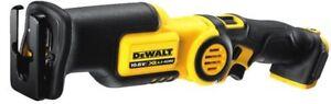 DeWalt DCS310N 10.8 Volt Compact Pivot Reciprocating Saw Bare Unit