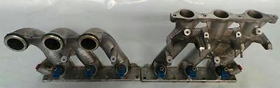 INLET MANIFOLDS Rover 75 90-05 V6 20K4FPair & Injectors & WARRANTY- 951154