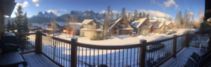 Canmore Home for Rent or Sublet from March 1st.