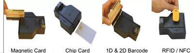 Posh Mx53-k9 Mx5-k9 Magnetic Card Reader Encoder Decoder Rfid Credit 5 In One