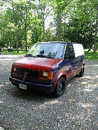 (A. S. A. P) 1987 Astro Van For Sale
