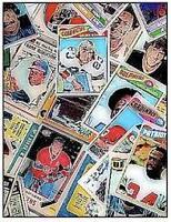 Hockey Cards, Baseball Cards, Football Card Trading