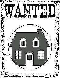House or flat wanted. 1/2 bedroom.