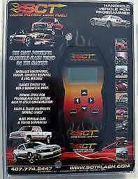SCT X3 Flash Tuner - Ford Falcon XR6T - FPV - Holden Commodore SS