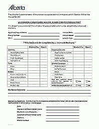Alberta Vehicle Insurance Inspections $40