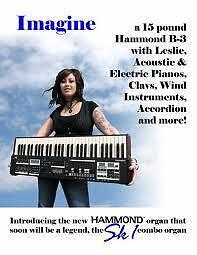 Hammond SK1 Sale from S$2650++ Best Buy Today !!!