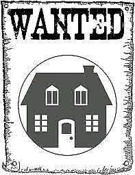 WANTED: 1-3 BR apartment or flat with storage