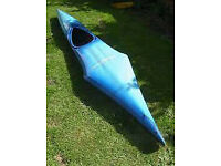 wanted wild water racing boat