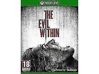 The Evil Within - New - Xbox One Game - £5!