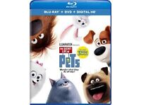 The secret life of pets Blue-ray video