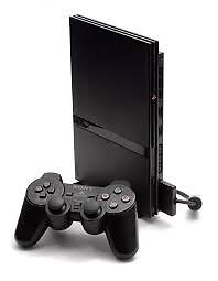 Sony PS2 Slimline Console (Black)