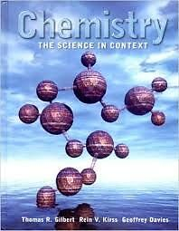 Chemistry: The Science in Context Kawartha Lakes Peterborough Area image 1