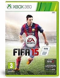XBOX 360 FIFA 15 (LOTS OF OTHER TITLES IN STORE)