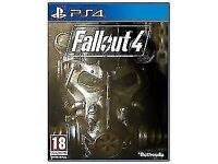 Fallout 4 - PS4 Game - £10 - New!