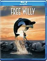 films BLU RAY disney famille FREE WILLY - MON AMI WILLY
